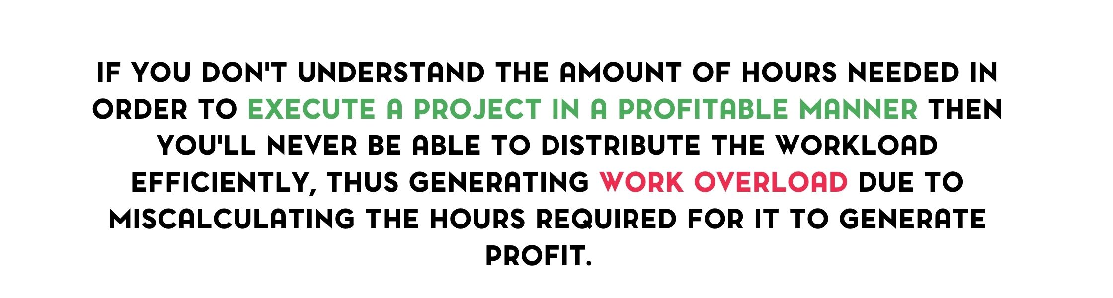 profitable projects